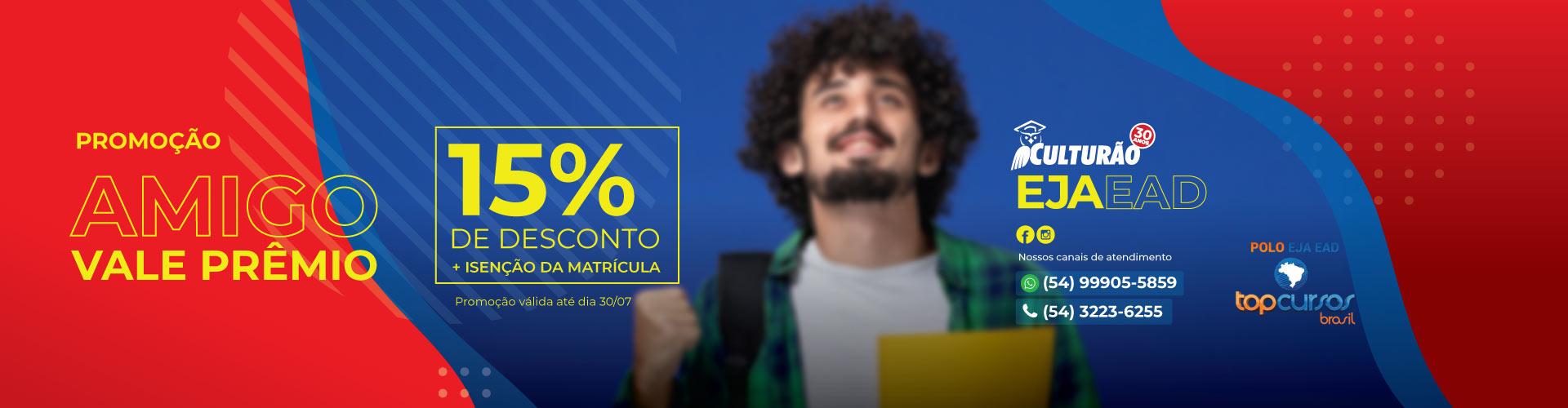 Promoção Amigo Vale Prêmio